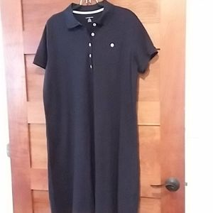 Polo style short sleeve, new no tags, dress